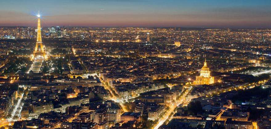 See all Paris from the Montparnasse Tower Observation Deck